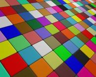 Différentes couleurs de peinture pour votre carrelage
