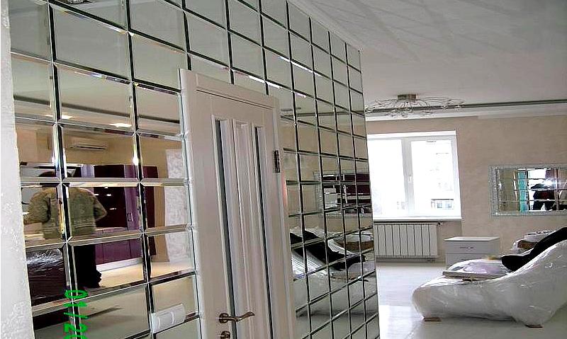 Caract ristiques et prix d un carrelage miroir for Pose d un carrelage mural
