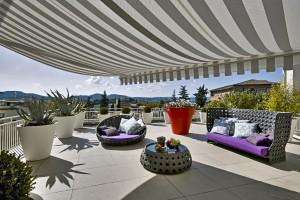 terrasse extérieure