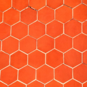 Carrelage tommettes hexagonal