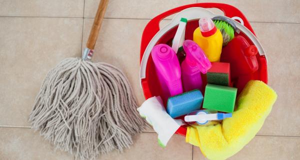 Conseils pour nettoyer un carrelage encrassé