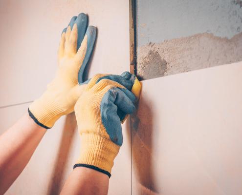 Carrelage neuf : comment le nettoyer ?
